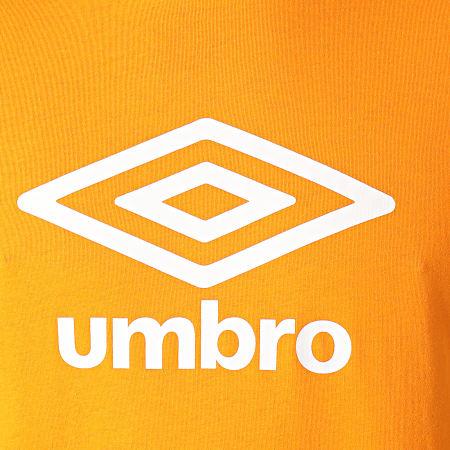 Umbro - Tee Shirt 729280-60 Orange
