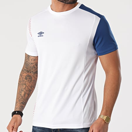 Umbro - Tee Shirt 848140-60 Blanc