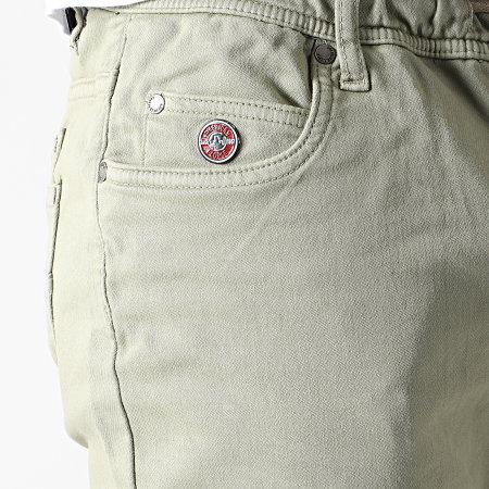American People - Short JoggJean Slow Beige