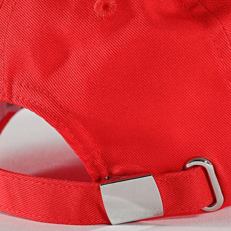 Calvin Klein - Casquette Femme BB Cap 7986 Rouge