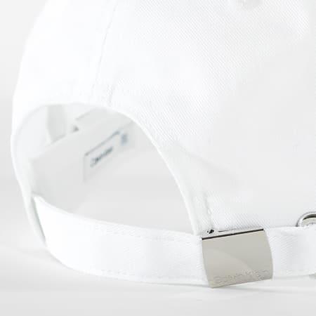 Calvin Klein - Casquette BB 6730 Blanc