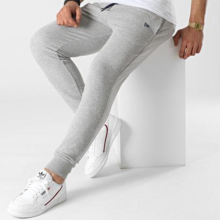 New Era - Pantalon Jogging Los Angeles Dodgers Logo 12740955 Gris Chiné