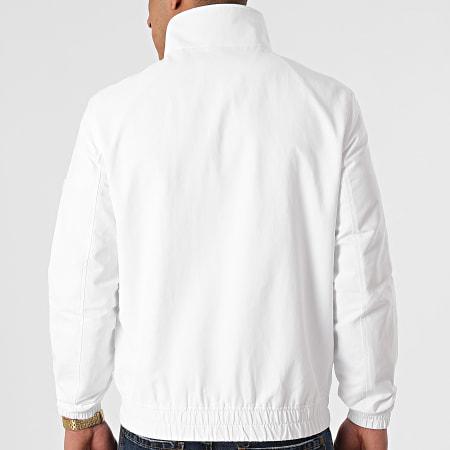 Tommy Hilfiger - Veste Zippée Essential Casual 0061 Blanc