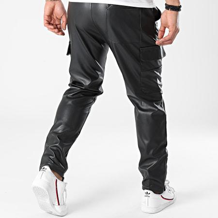 Classic Series - Pantalon Cargo 2417 Noir