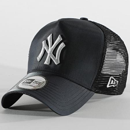 New Era - Casquette Trucker Hypertone 60112698 New York Yankees Gris Anthracite