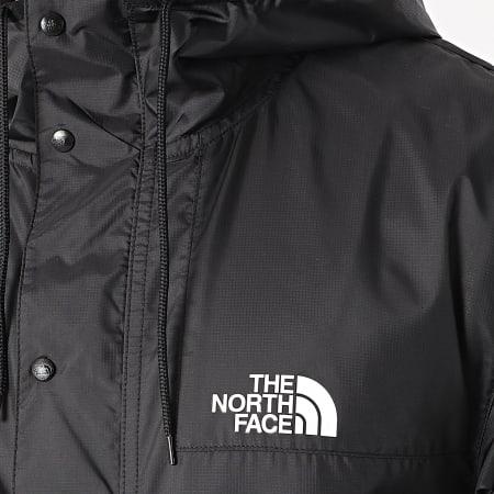 The North Face - Veste Zippée Capuche 1985 Mountain 0CH37KY4 Noir