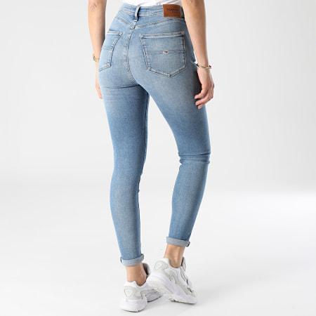 Tommy Jeans - Jean Super Skinny Femme Sylvia 9464 Bleu Denim