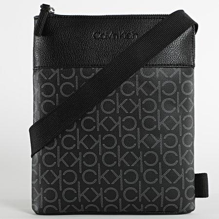 Calvin Klein - Sacoche Conv Flat Pack 6590 Noir