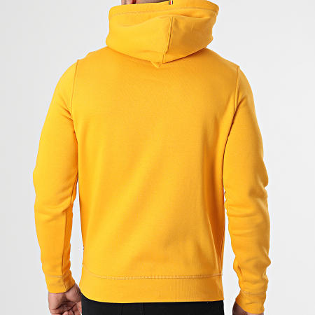 Tommy Hilfiger - Sweat Capuche Stacked Tommy Flag 7397 Jaune