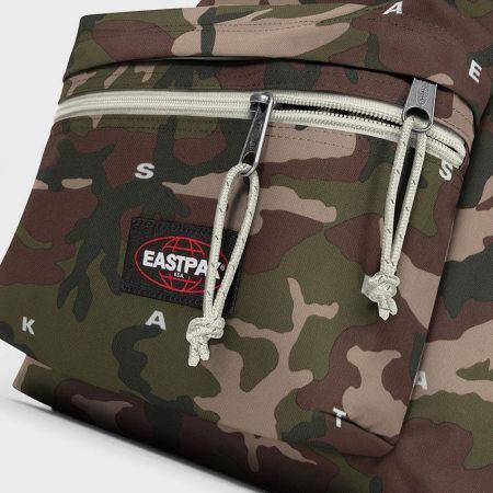 Eastpak - Sac A Dos Padded Zippl'r On Top Camo Vert Kaki