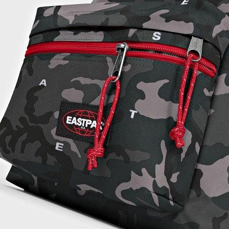 Eastpak - Sac A Dos Padded Zippl'r On Top Camo Noir