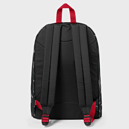 Eastpak - Sac A Dos Out Of Office On Top Camo Noir