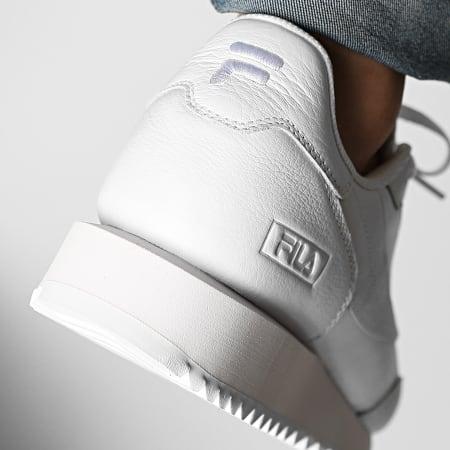 Fila - Baskets Retronique Lux 1011266 White White