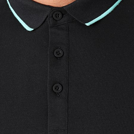 MTX - Polo Manches Courtes P015 Noir