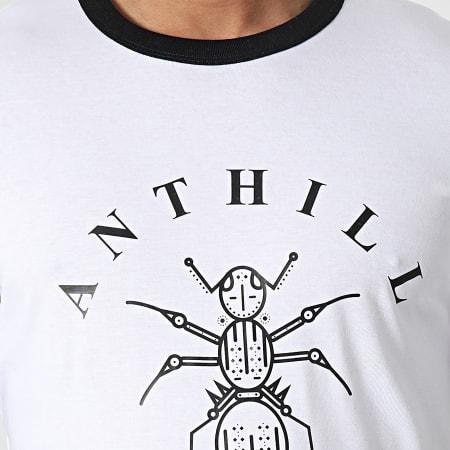 Anthill - Tee Shirt Logo Blanc