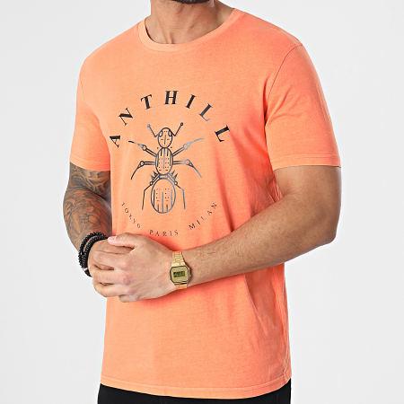 Anthill - Tee Shirt Logo Orange