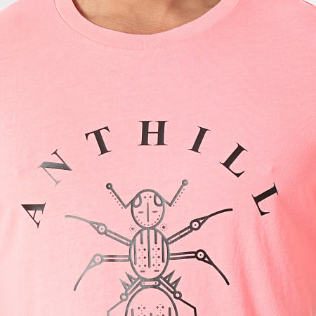 Anthill - Tee Shirt Logo Rose