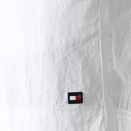 Tommy Hilfiger - Short De Bain Medium Drawstring 2041 Blanc