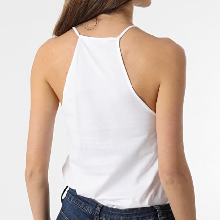 Calvin Klein Jeans - Débardeur Femme Micro CK On Camisole 5633 Blanc