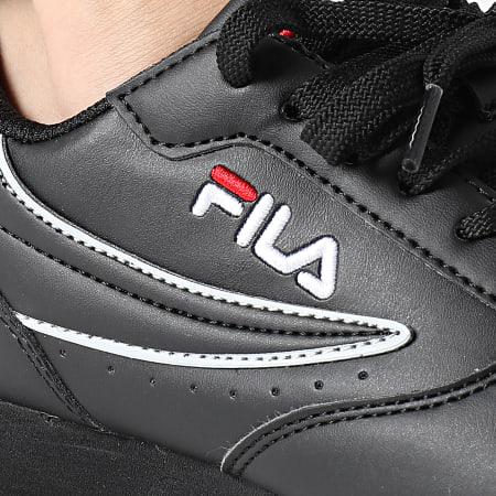 Fila - Baskets Femme Orbit Low 1010308 Black Black