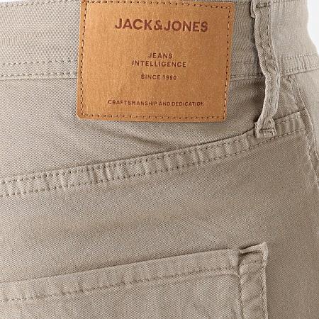 Jack And Jones - Short Jean Rick Beige Sable