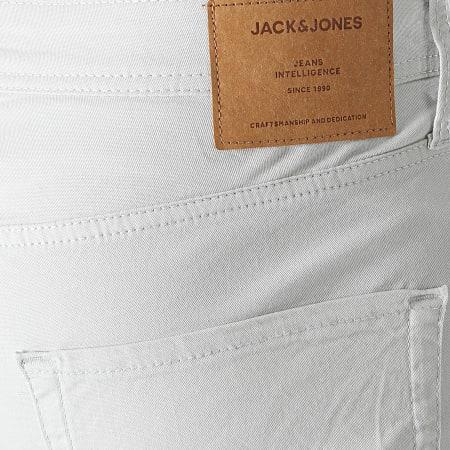 Jack And Jones - Short Jean Rick Gris Clair