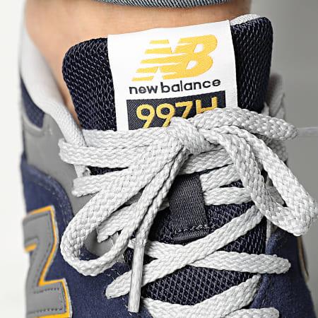 New Balance - Baskets Classics 997 CM997HVG Navy