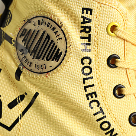 Palladium - Boots Pampa Recycle Metro 77054 Gold Finch