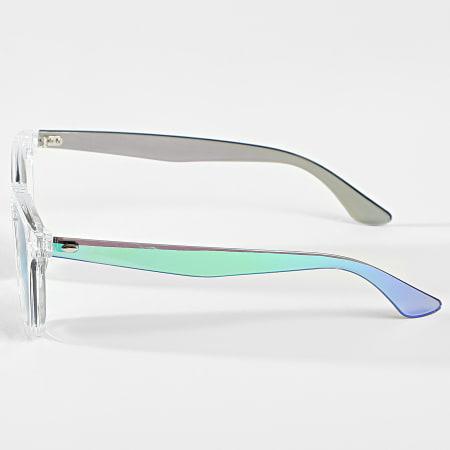Urban Classics - Lunettes De Soleil TB3726 Transparent Bleu