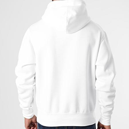 adidas - Sweat Capuche FRM GN3871 Blanc