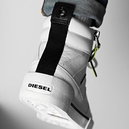 Diesel - Baskets Montantes Dvelows Y01988 Star White