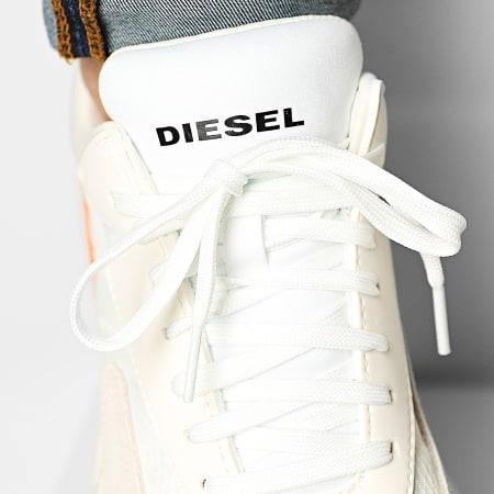 Diesel - Baskets Serendipity Low Y02547-P3810 Whisper White Orange Popsicle