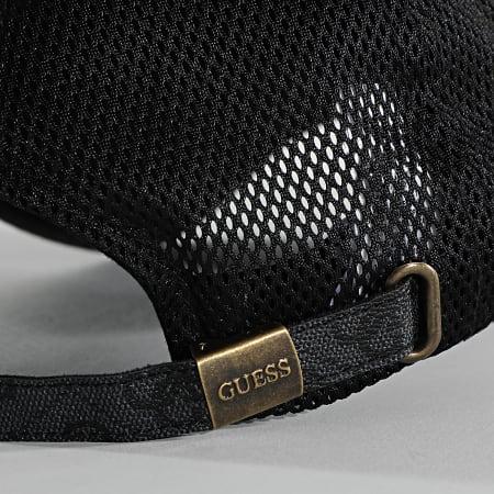 Guess - Casquette AM8753-POL01 Noir