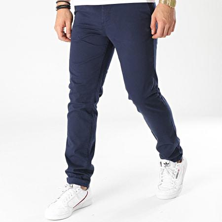 Produkt - Pantalon Chino Graham 12186350 Bleu Marine