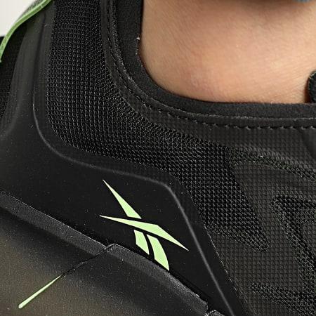 Reebok - Baskets Zig Kinetica 21 G58282 Core Black Neo Mint True Grey 7
