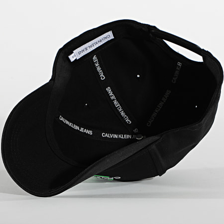 Calvin Klein Jeans - Casquette Glow 6571 Noir