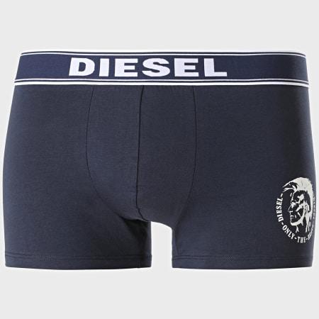 Diesel - Lot de 3 Boxers Shawn 00SAB2-0TANL Noir Rose Bleu