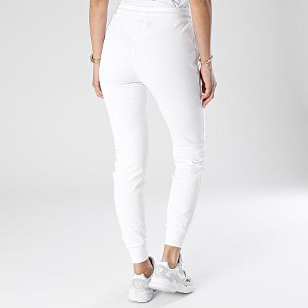 Diesel - Pantalon Jogging Femme Victadia Blanc