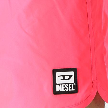 Diesel - Short De Bain BMBX Reef 00S0L6-0ADAG Rose Fluo
