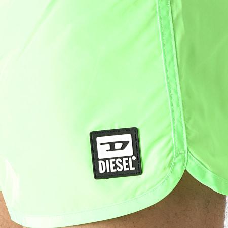 Diesel - Short De Bain BMBX Reef 00S0L6-0ADAG Vert Fluo