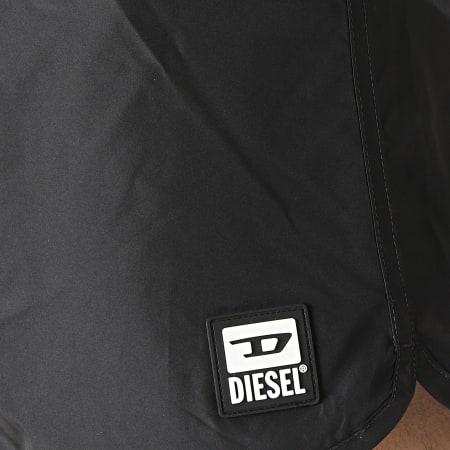 Diesel - Short De Bain BMBX Reef 00S0L6-0ADAG Noir Jaune