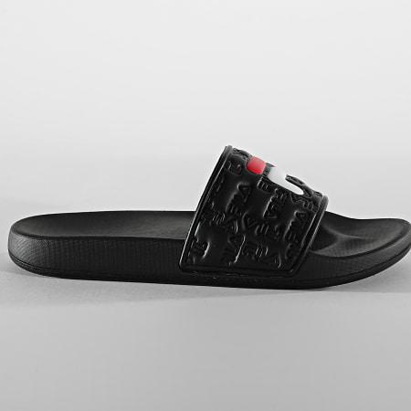 Fila - Claquettes Baywalk Slipper 1011200 Black