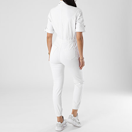 Girls Only - Combinaison Femme B869 Blanc
