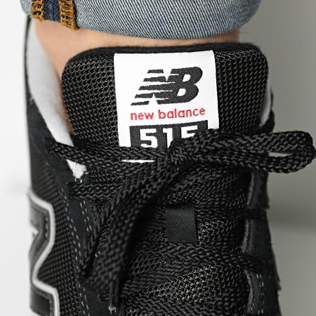 New Balance - Baskets Lifestyle 515 ML515RB3 Black