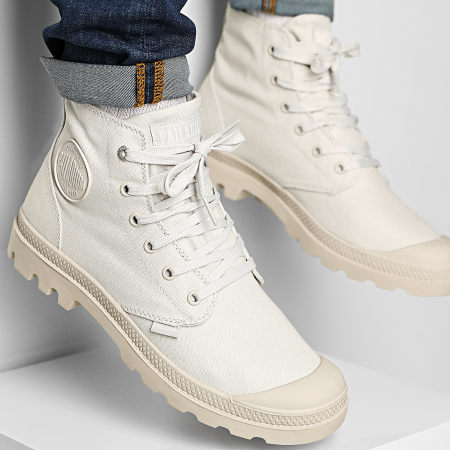 Palladium - Boots Pampa Hi Mono Chrome 73089 Moonstruck