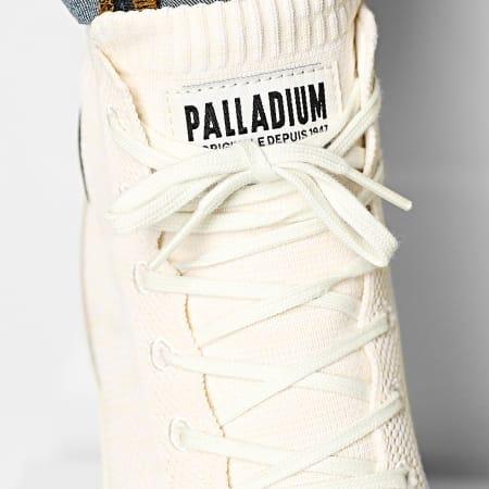 Palladium - Boots Pampa Hi Lite Knit 77034 Marshmallow