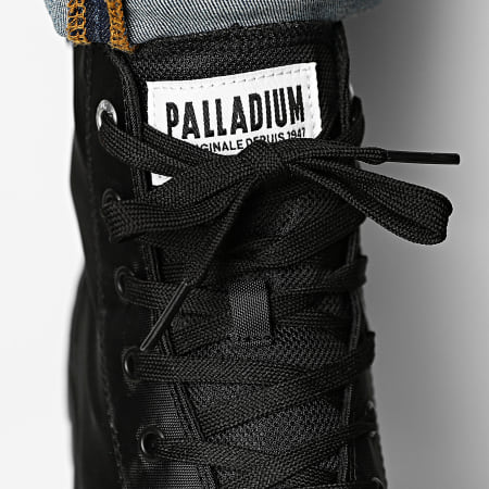 Palladium - Boots Pampa Hi Mono Chrome III 77077 Black Black