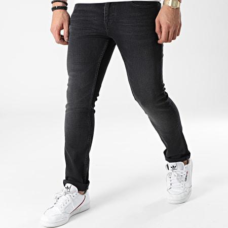 Tommy Jeans - Jean Slim Scanton 9810 Noir