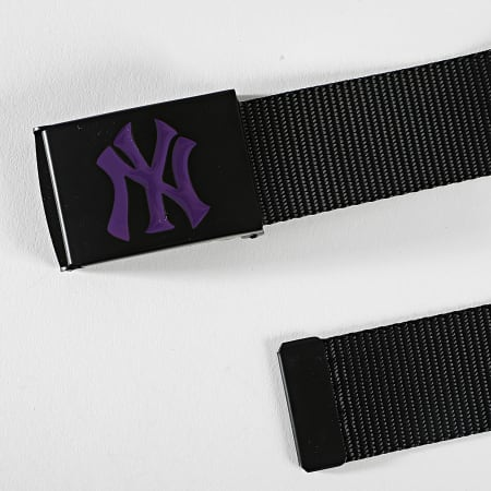 Classic Series - Ceinture 10280 New York Yankees Noir Violet