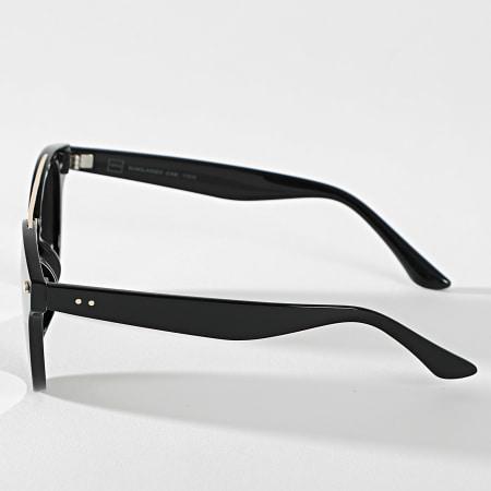 Classic Series - Lunettes De Soleil CV11010 Noir Argent